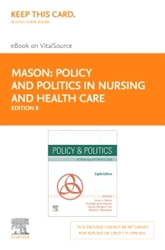 POLICY AND POLITICS IN NURSING EBOOK