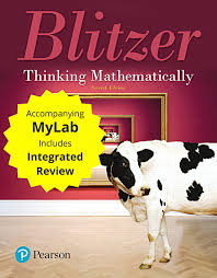 Thinking Mathematically Plus MyLab Math with Integrated Review
