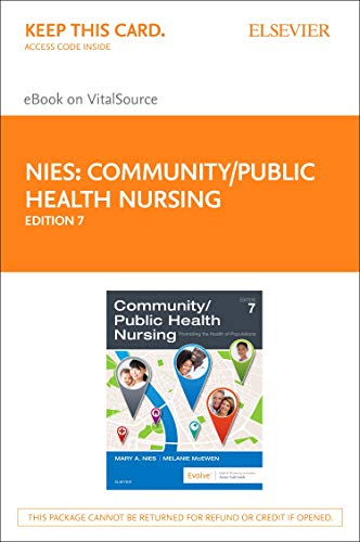 Community/Public Health Nursing Ebook