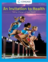 An Invitation to Health: Taking charge of your Health 19th Edition