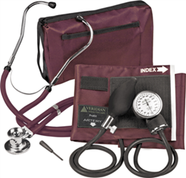 Blood Pressure Cuff and Stethoscope COMBO