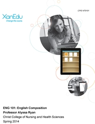 TCCHNS XANEDU ENGLISH 101 READING PACKET