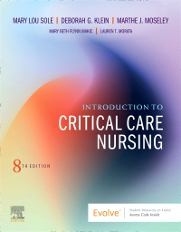 Introduction to Critical Care Nursing, 8th Edition
