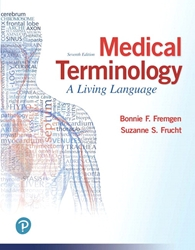 Medical Terminology: A Living Language PLUS MyLab Medical Terminology with Pearson eText - Access Card Package, 7/e