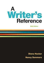 Writers Reference 9/E