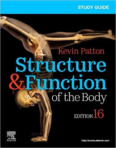 Structure and Function of the Body Study Guide